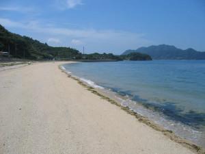 Nagahama beach