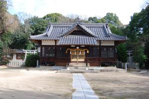 Kameyama Shrine