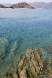 Onoura natural seashore conservation area